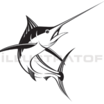 Espadon-Marlin-pez espada