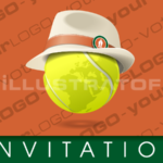Tennis invitation