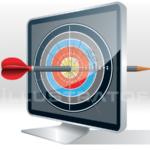 clble ecran-target screen-pantalla objetivo